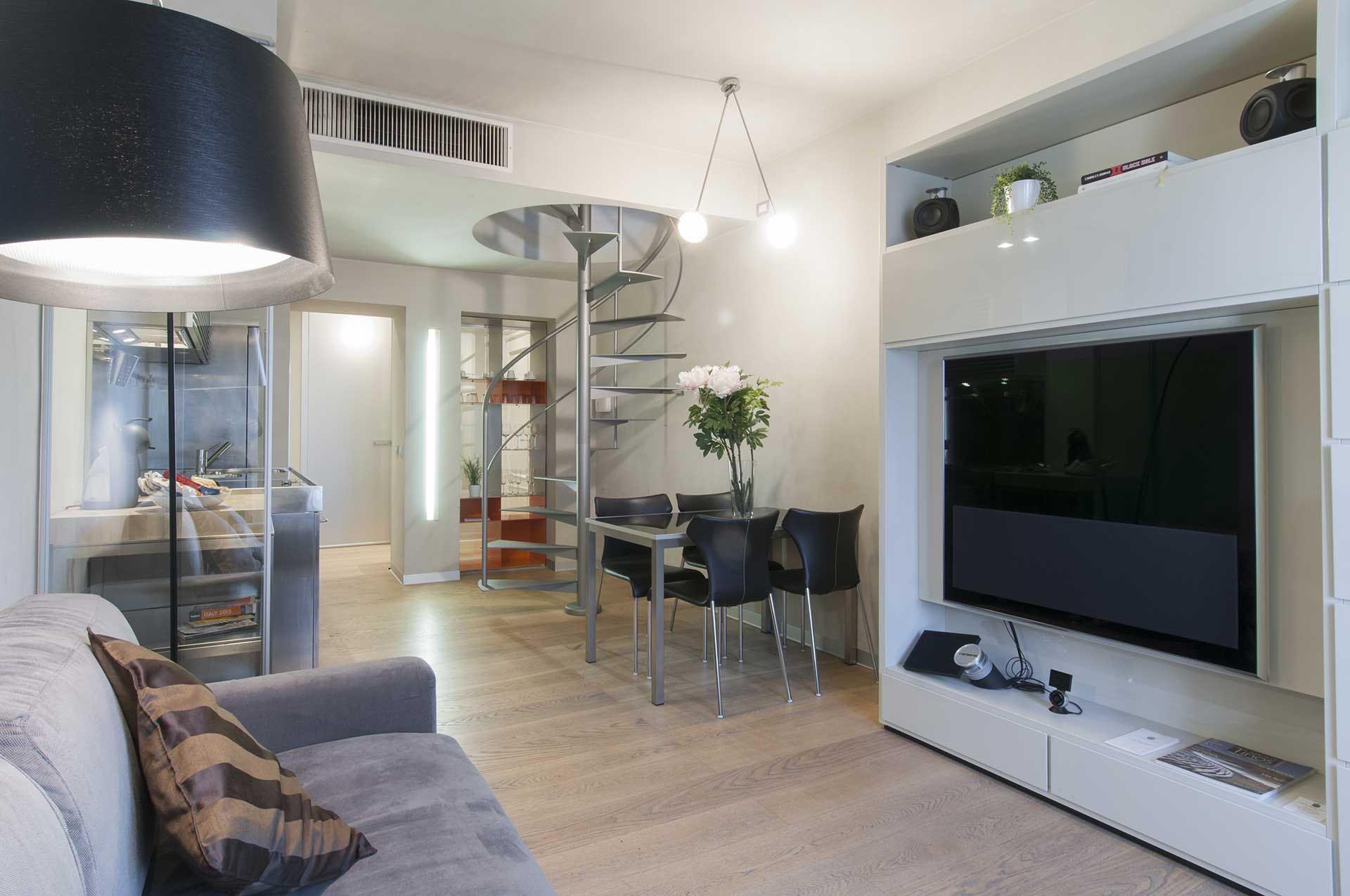 Milano royal suite appartamenti di lusso for Appartamenti di lusso